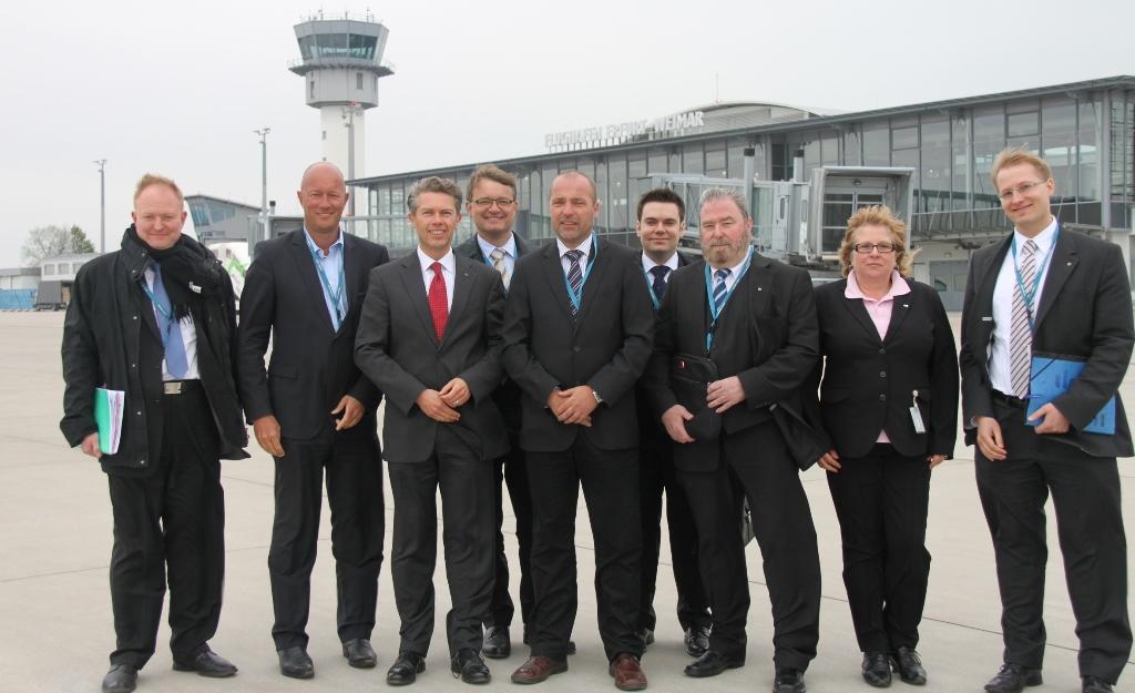 FDP-Fraktion diskutierte Chancen für Luftverkehr in Thüringen