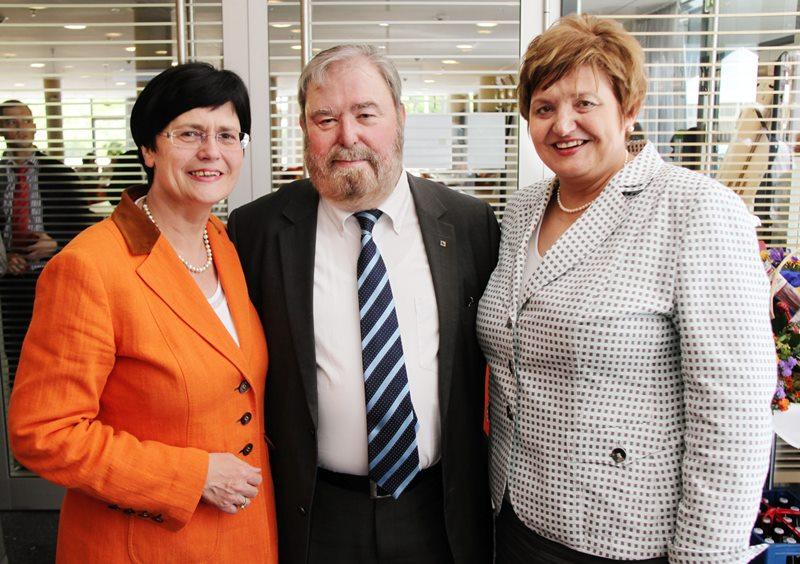 Empfang zum 65. Geburtstag des FDP-Landtagsabgeordneten und Sömmerdaer Kreisvorsitzenden