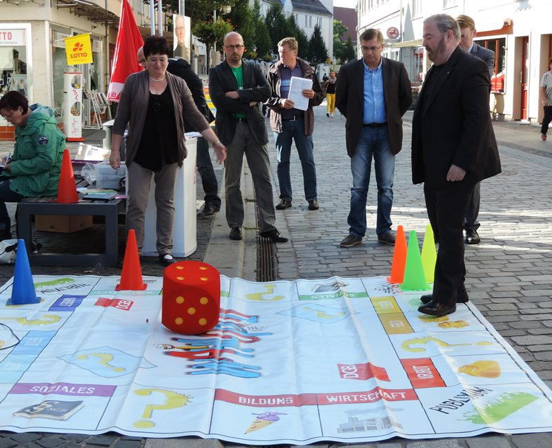 Wahlopoly in Sömmerda