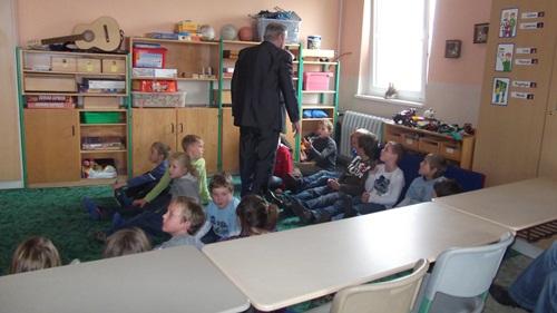 Vorlesetag in der Lindenschule Sömmerda