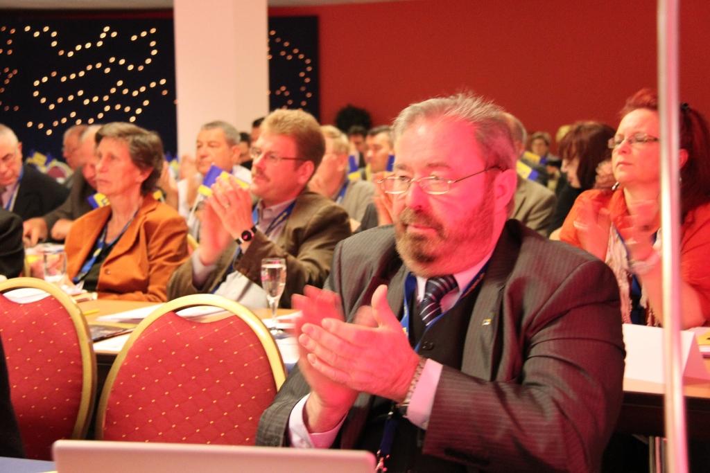 Landesparteitag 2011