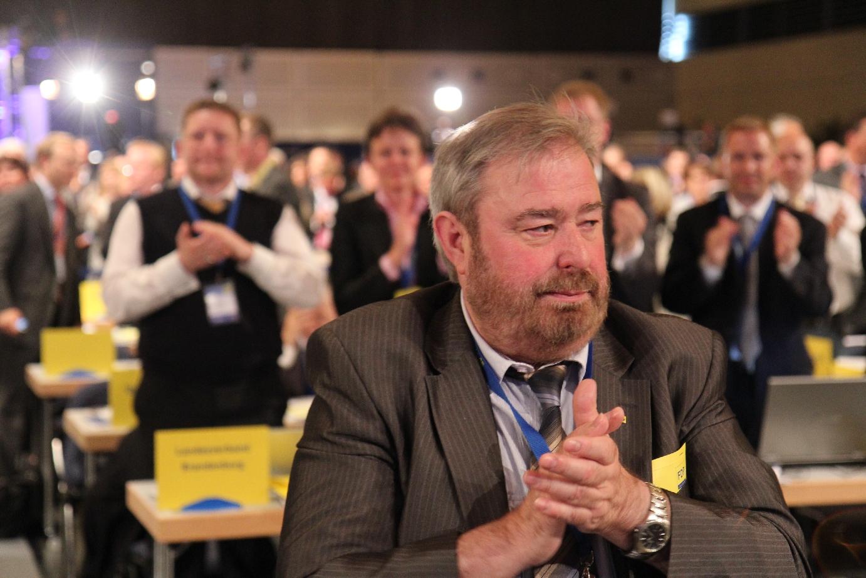 Bundesparteitag der FDP in Rostock