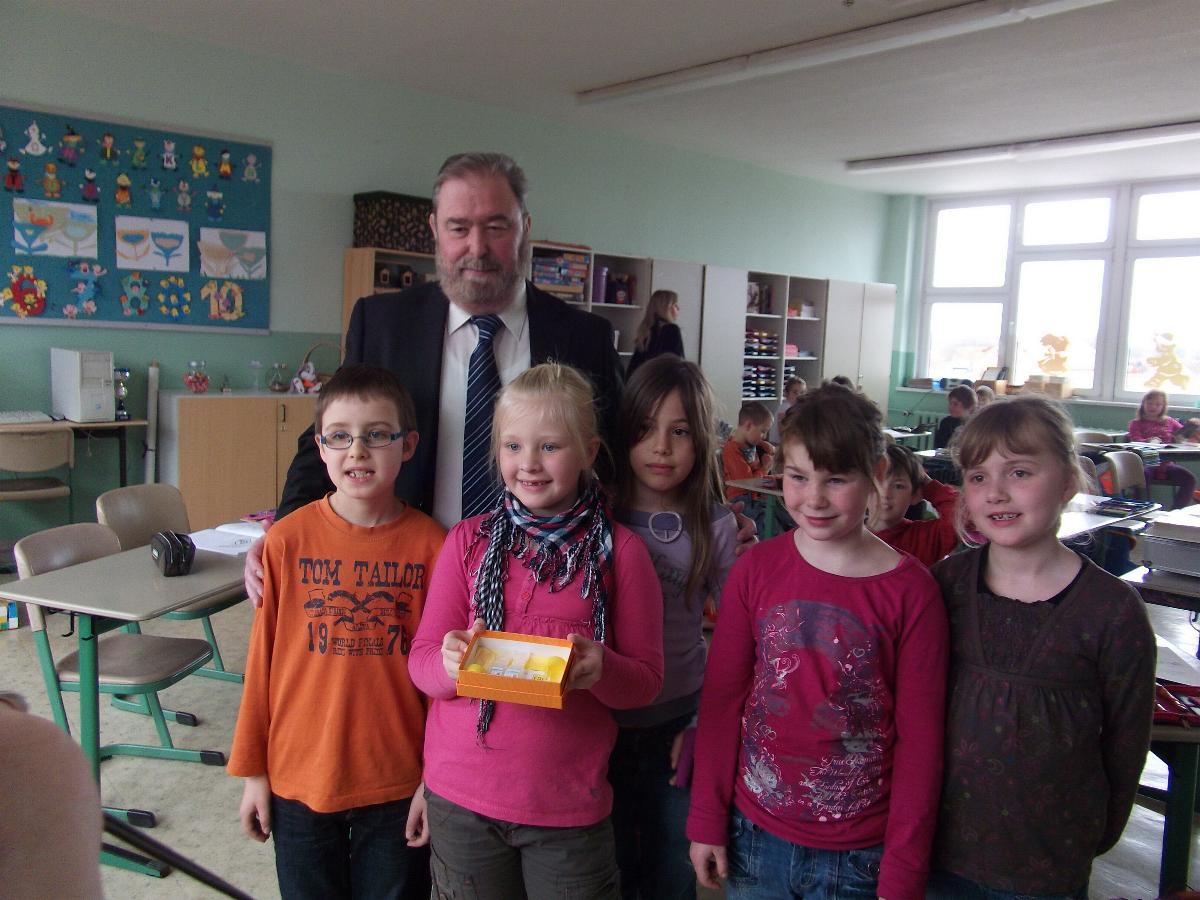 Zahnrettungsboxen für die Lindenschule in Sömmerda