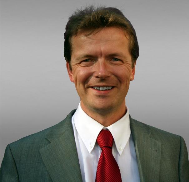 Landtagsspitzenkandidat Uwe Barth