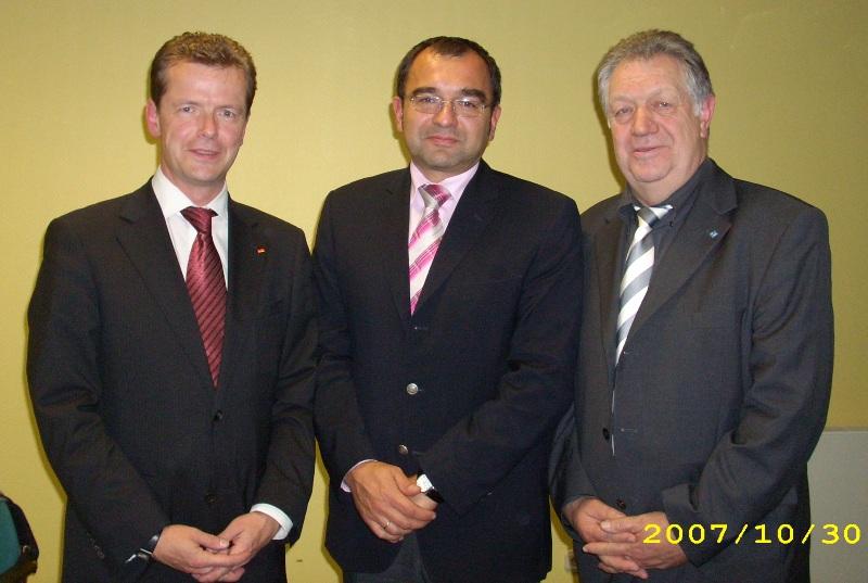 Uwe Barth, Oleh Mirus, Wolfgang Maruschky