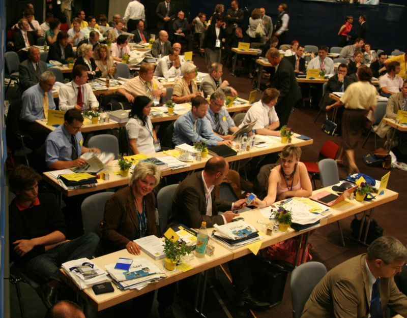 Die Anträge der FDP Thüringen zum Bundesparteitag 2008