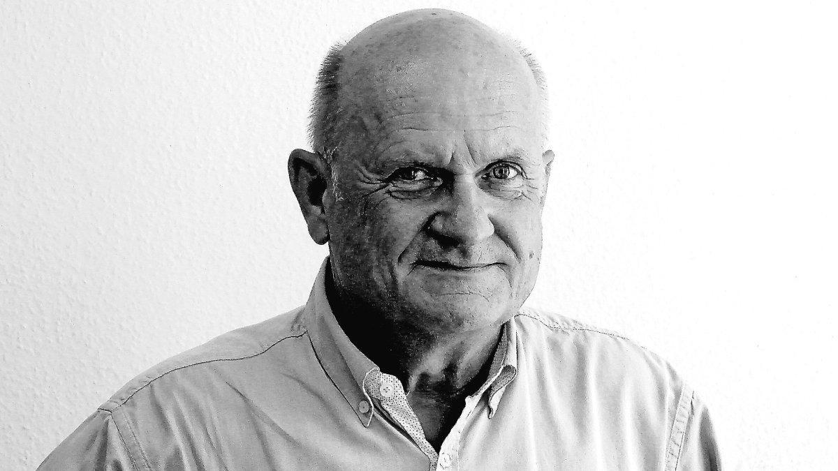 Redakteur Volkhard Paczulla FotoQuelle: S. Margon