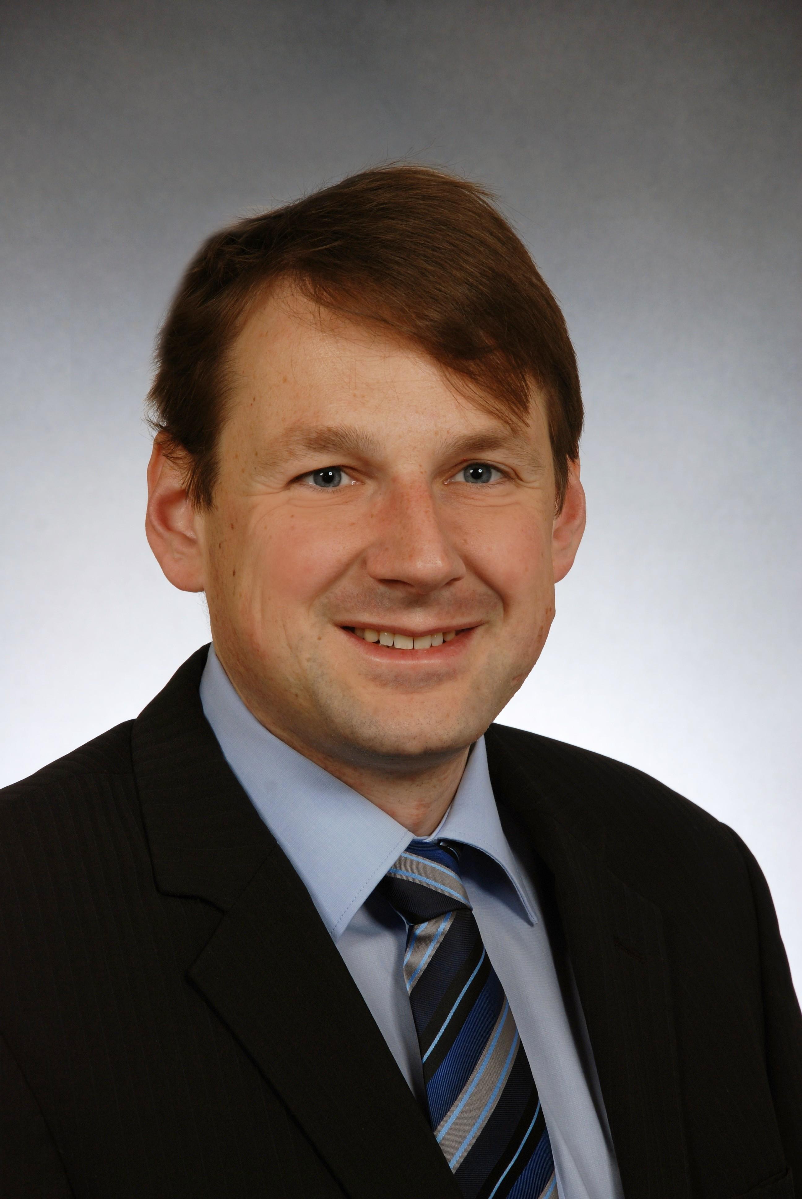 OV-Vorsitzender C. Döbel