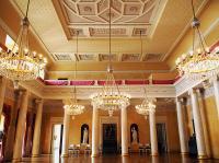 Festsaal im Weimarer Stadtschloss