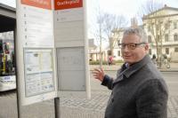 Hagen Hultzsch will den ÖPNV attraktiver machen